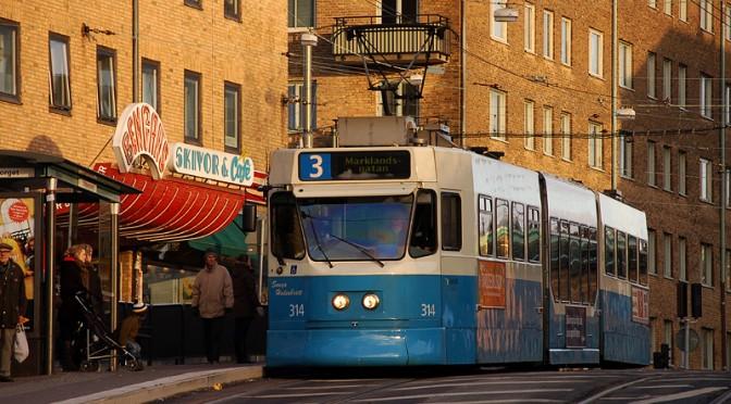 Stigbergstorget i Göteborg ligger på Stigberget, en del av stadsdelen Majorna.