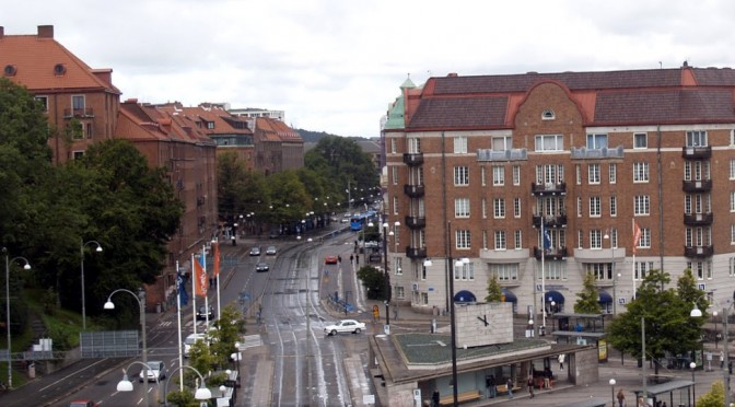 Sahlin Fastigheter i Göteborg.